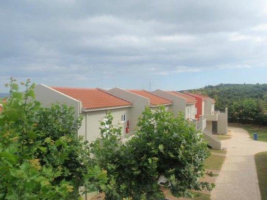 Fournia Village: Θεα απο το δωματιο