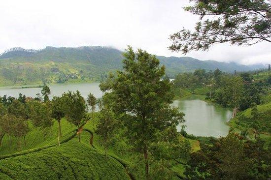 Hatton, Sri Lanka: The reservoir