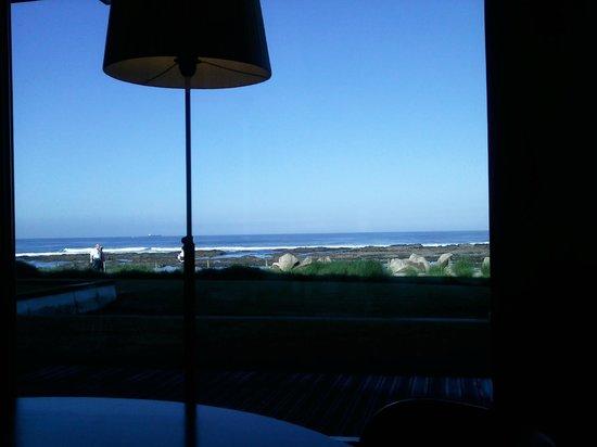 أوتل فلور دي سال: vista para o mar