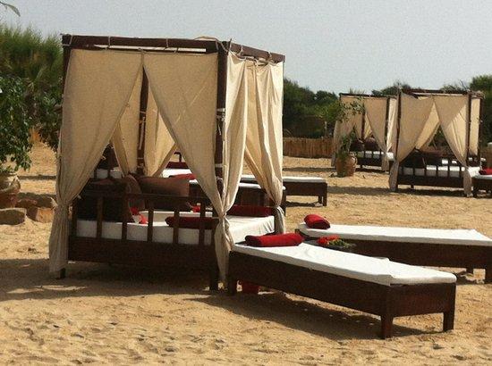 Cap-Bon Kelibia Beach Hotel & Spa: Sherazade