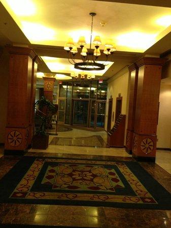 Crowne Plaza Harrisburg-Hershey : Lobby
