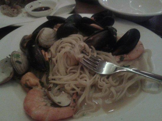 Rocca di Papa: My spaghetti with fresh seafood