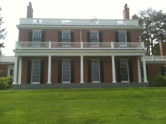 Ellsworth, ME: Woodlawn Mansion