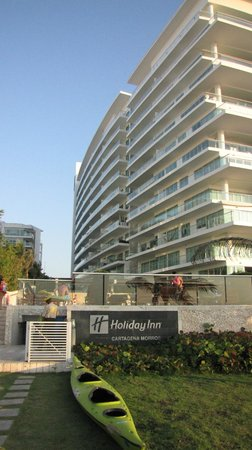 Holiday Inn Cartagena Morros: edificio