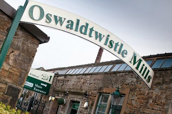 Photo of Oswaldtwistle Mills