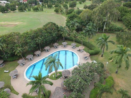 Mövenpick Royal Palm Hotel Dar es Salaam: roof view