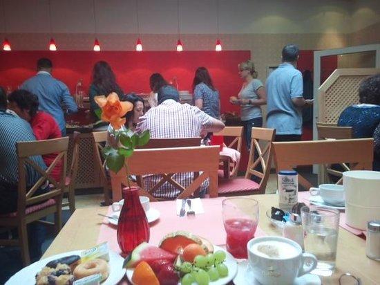 Hotel Wallis: 朝食