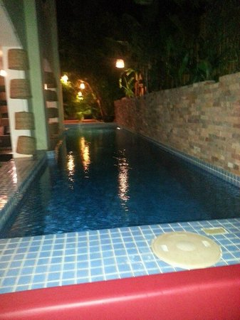 Boutique Cambo Hotel: hotel pool area