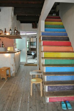 toco.-Tokyo Heritage Hostel: Common area