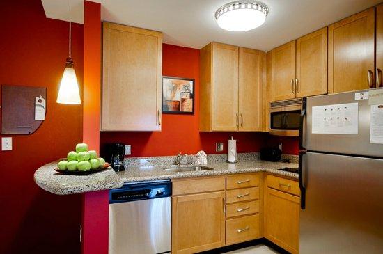 Residence Inn Clearwater Downtown: Standard Studio
