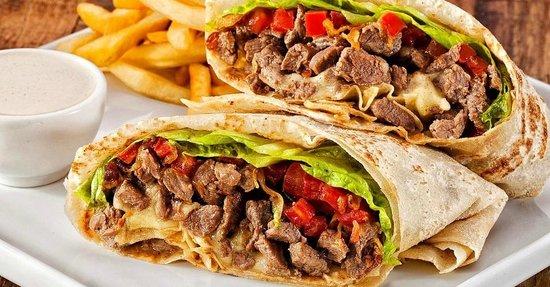 Pimenta Siria Buzios: Kebabs