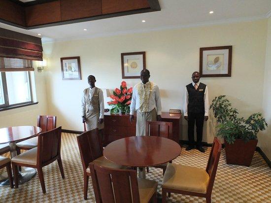 Mövenpick Royal Palm Hotel Dar es Salaam: executiv lounge
