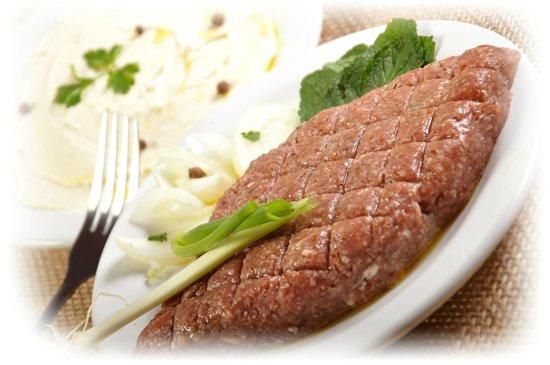 Pimenta Siria Buzios: Quibe Cru / Beef Tartar