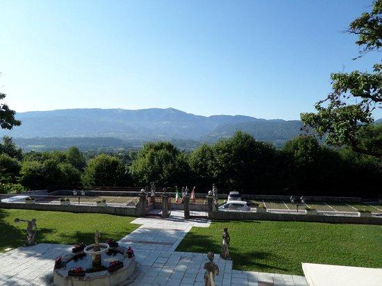 Park Hotel Villa Carpenada : visuale finestra