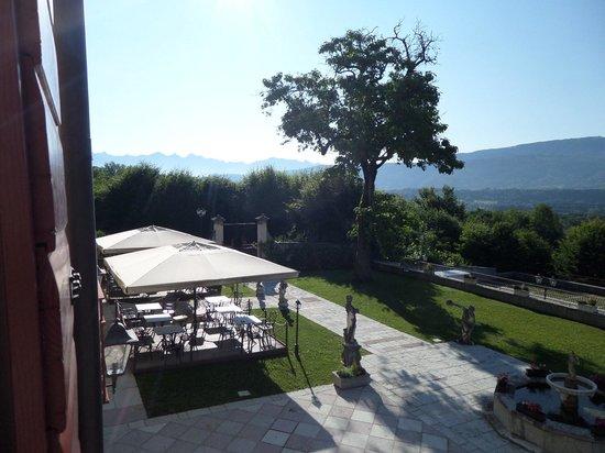 Park Hotel Villa Carpenada : visuale finestra 2