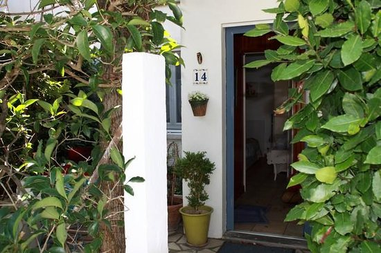 Hotel Mediterranee : La chambre