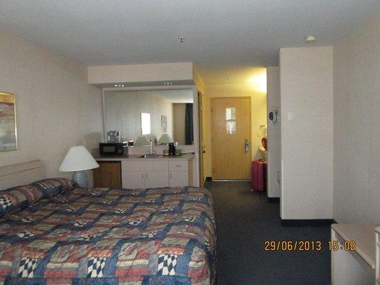 Shilo Inn Suites Mammoth Lakes: habitacion
