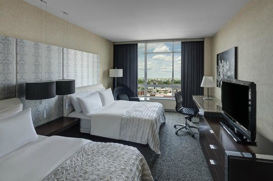 Le Meridien Cambridge - MIT: Deluxe Double Guestroom