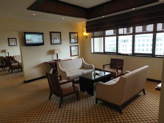 Dar es Salaam Serena Hotel : executive lounge