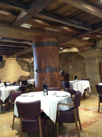 La Nina Hotel : Comedor interior