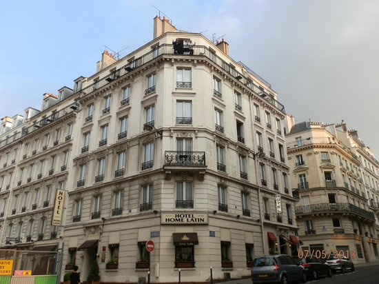Hotel Le Home Latin: desde abajo !!!!