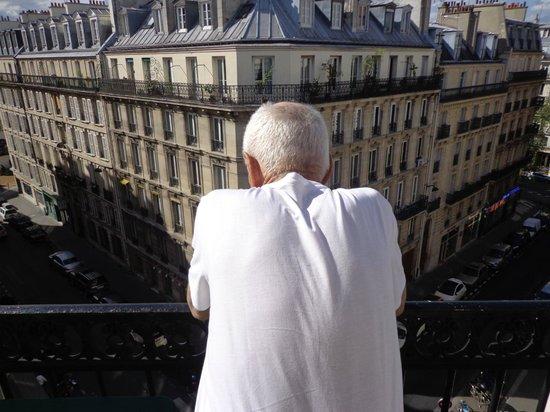 Hotel Le Home Latin: vista del balcon