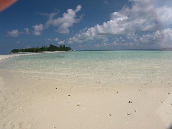 The Reef Dive Resort: la piccola isola di mataking
