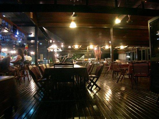 The Reef Dive Resort: ristorante