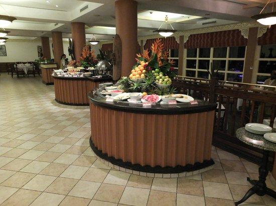 Dar es Salaam Serena Hotel : buffet