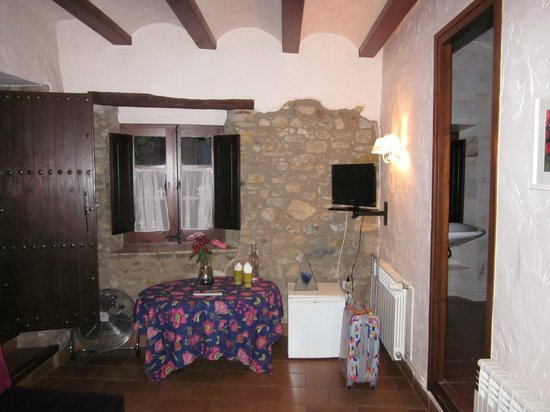Casa Matilda Bed and Breakfast: Zona de estar de la Rustica