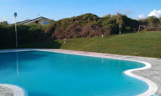Hotel Della Baia: Piscina - Swimmingpool with Jacuzzi area