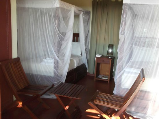 Mpale Cultural Village: Twin Accommodation Room