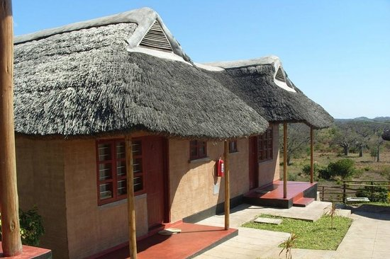 Mpale Cultural Village: Part of 12 Air-conditioned Accommodation Rooms