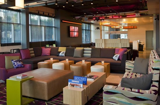 Lobby picture of aloft houston by the galleria houston for Cheap hotels in la porte tx