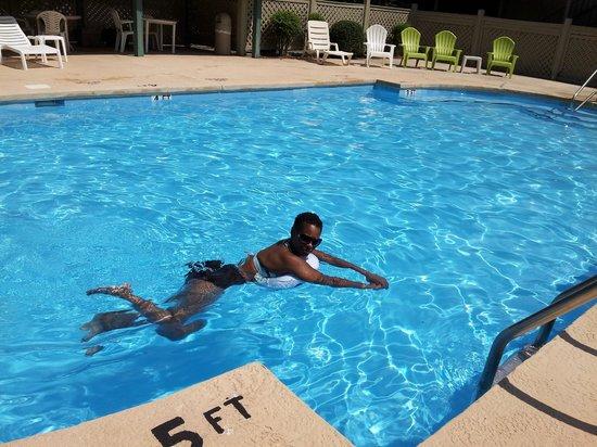 Mill House Lodge : pool
