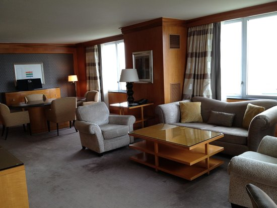The Ritz-Carlton New York, Battery Park : Suite