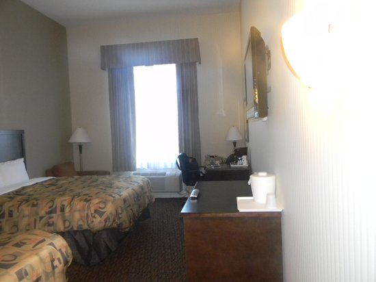 Comfort Inn & Suites Surrey: Room