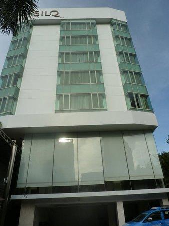 โรงแรมซิลคิว กรุงเทพ: vista exterior