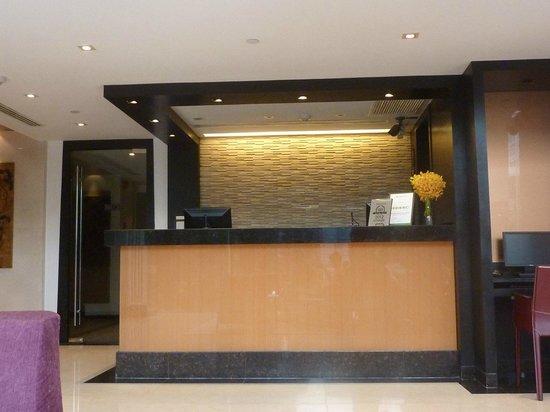 โรงแรมซิลคิว กรุงเทพ: recepção