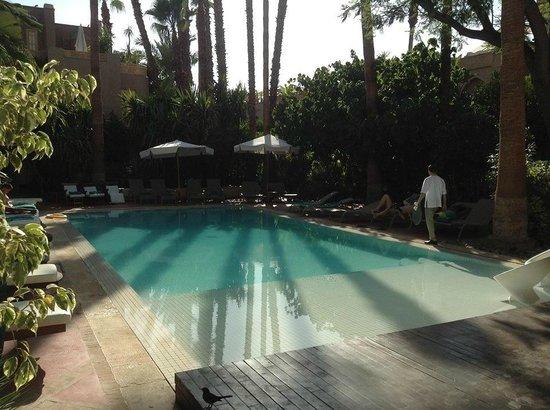 La salle de bain picture of les jardins de la medina for Les jardins de la villa booking
