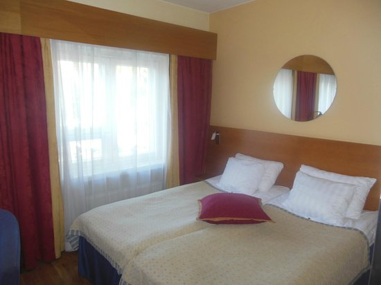 Best Western Hotel Raumanlinna: My room
