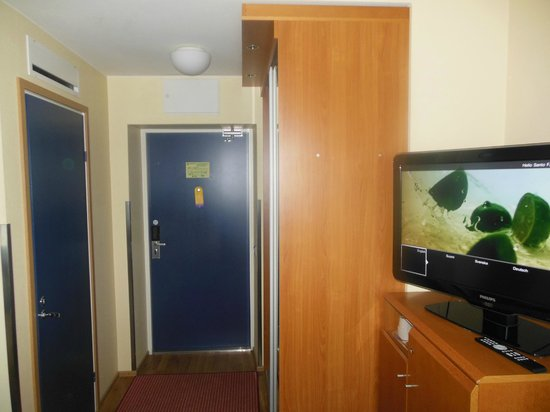 Hotel Raumanlinna: My room