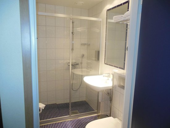 BEST WESTERN Hotel Raumanlinna: Bathroom