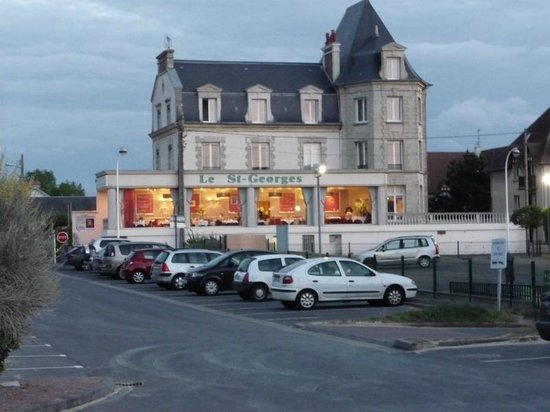Restaurant Saint Georges Ouistreham