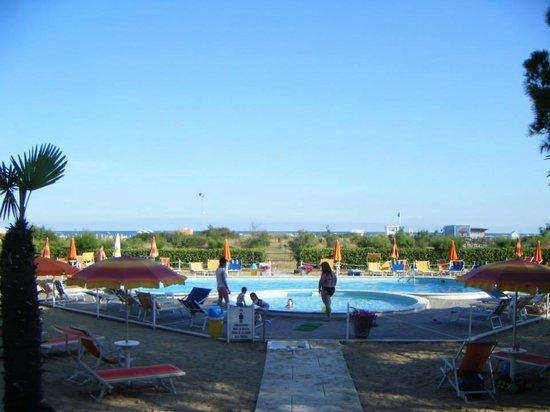 Park Hotel Bertha: piscina