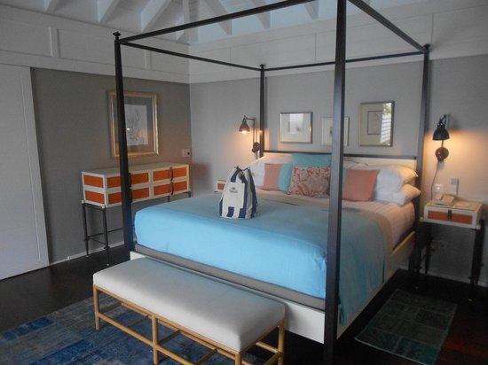 Le Guanahani : chambre