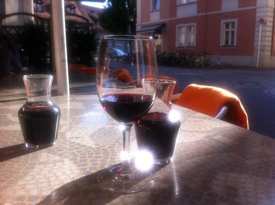 Swarg: Indian wine....