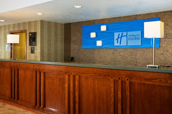 Welcome to the Holiday Inn Express Lewiston