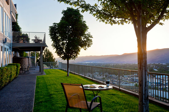 Holiday Inn Express Lewiston: Enjoy the beautiful view