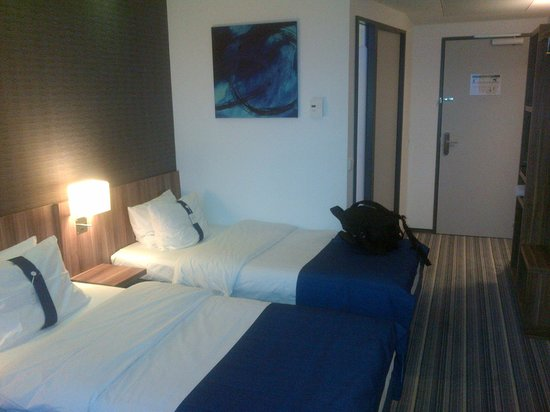 Holiday Inn Express Bremen Airport: my room